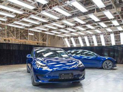 上海速度!首批国产特斯拉Model 3今日送进全国门店