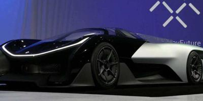 菲亚特克莱斯勒有意收购FF电动车技术