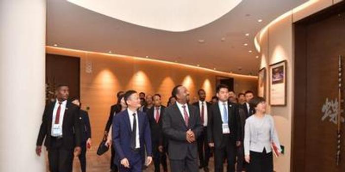 中国电商巨头助力埃塞俄比亚更好融入全球化