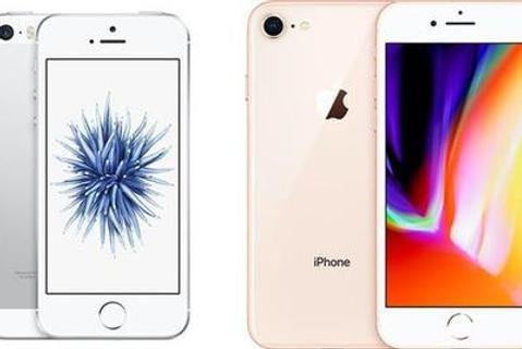 2020款苹果iPhone SE 2可能被命名为iPhone 9