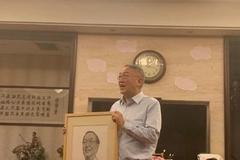 柳青微博恭喜父亲柳传志退休 晒多张家人幸福合照
