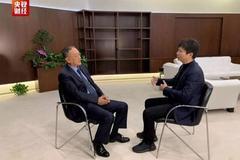 """央视财经专访柳传志:他让世界充满""""联想"""""""