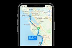 iOS地图功能新增骑行模式 首批支持北京等五大城市