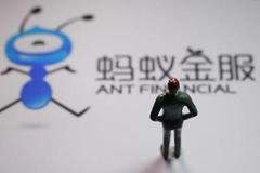 """""""巨无霸""""蚂蚁来了:启动A+H上市计划 A股有这些小伙伴"""