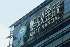 """蚂蚁的""""上市路"""":表面是科技 实则仍靠金融业务盈利"""
