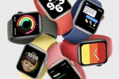 苹果发布Apple Watch SE:六代表的屏幕和五代表的芯片
