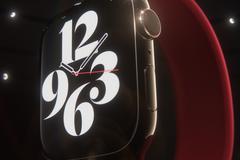 苹果Apple Watch Series 6配备S6芯片 比上一代块20%