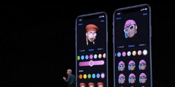 iOS 13更新Memoji表情:可以给虚拟形象加一副AirPods