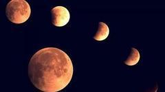 今晚有超级蓝色红月亮!等等 这到底是什么颜色?
