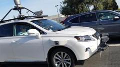 苹果申请无人驾驶导航系统专利:2015年就开始规划