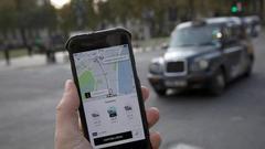 孙正义携手腾讯折价30%抄底Uber 成为最大单一股东