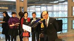 """李嘉诚呼吁香港人勿炒楼 称比特币""""绝对有风险"""""""
