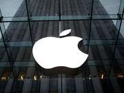 苹果股价上涨 推动市值突破1万亿美元大关
