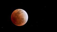 本月31日月全食现身天宇 最佳观看时间和看点分析