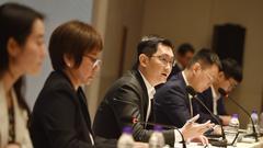 马化腾:科技变革到了新风口 区块链不错但不考虑ICO