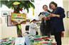 滨海首个公益性图书漂流站亮相