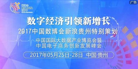 2017中国数博会