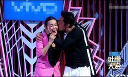 强吻刘嘉玲!扒咆哮帝马景涛的史诗级尴尬