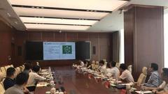 天津市委网信办积极对接服务信息技术企业