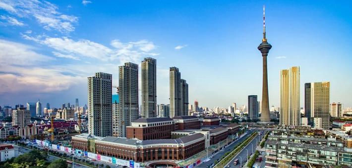 """瞄准""""双中心"""" 天津城市商业布局持续优化"""