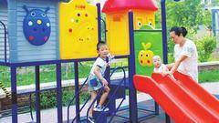 东丽区还迁居民享受到改革开放带来的新成果