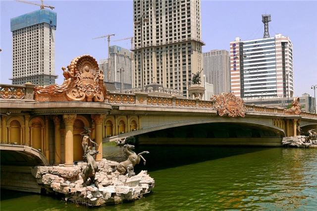 一座与艺术融合的城 天津
