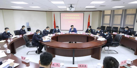 赵飞深入相关地区政法单位调研督导检查政法队伍教育整顿工作