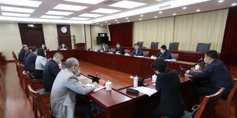 市委政法委召开加强全市政法宣传舆论工作座谈会