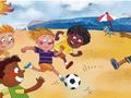 """带孩子观看世界杯的""""正确方式"""" 探索频道儿童运动启蒙读本"""