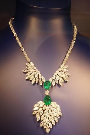 最全超美高清图 让你一次看完双年展天价珠宝