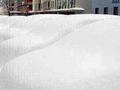 下雪天乌鲁木齐的小学生这样上学!