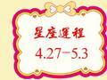 巫女12星座运4.27-5.3