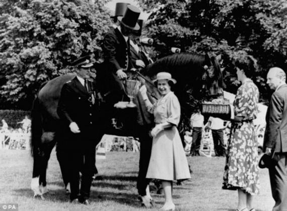 英国伊丽莎白女王