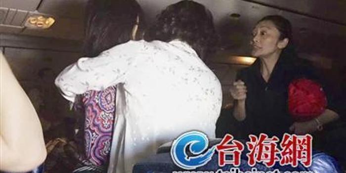 厦门市民在美国万米高空救人 成功救起休克女子