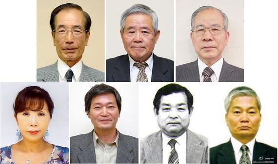第三、四届中日围棋擂台赛日本棋手