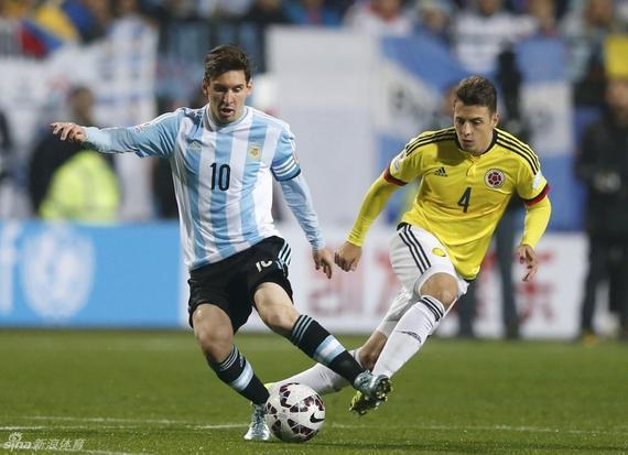 梅西封王最大的阻力将是他的阿根廷老乡们