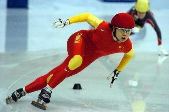 速度滑冰比赛