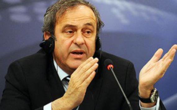 普拉蒂尼获4大洲足联支持