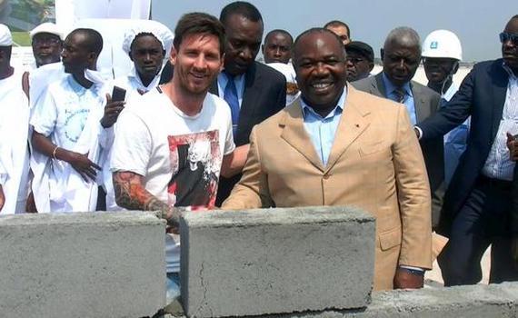 梅西被曝返回加蓬加入流动,收取了350万欧元