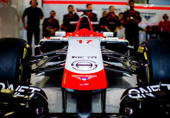 """F1中再也没有""""17""""号"""