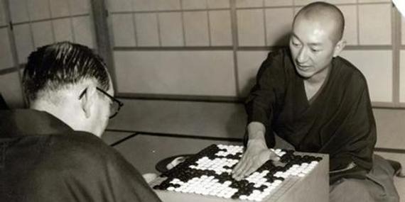 吴清源打遍日本无敌手