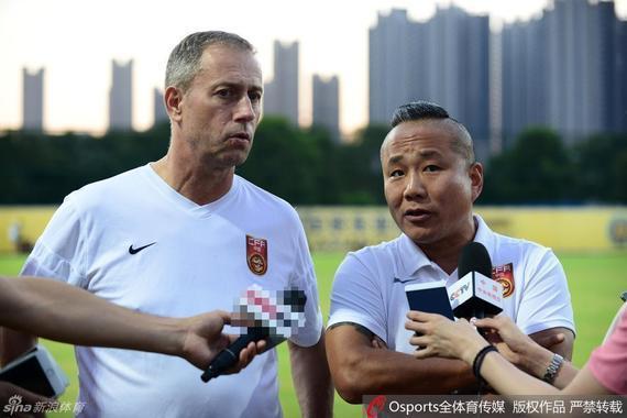 佩兰:东亚杯不是友谊赛