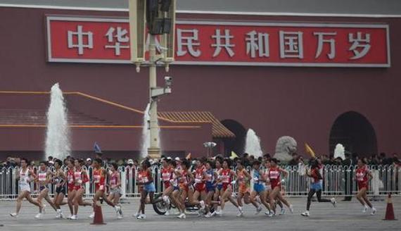 2015北京马拉松团队赛中签名单公布 共300团队