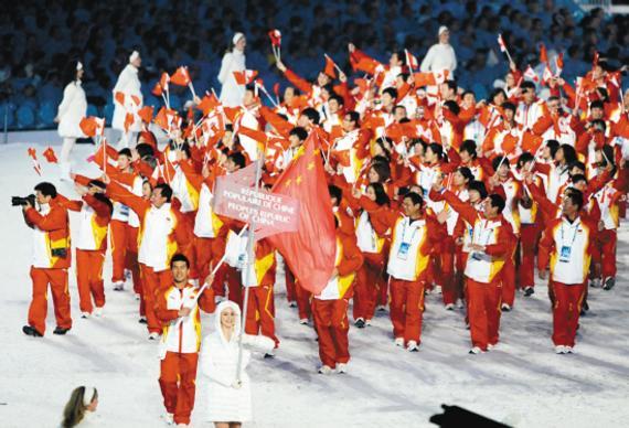今天,房学峰将带您走进温哥华冬奥会,向您讲述在那成绩背后中国辉煌图片