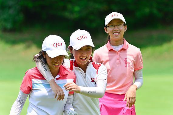 CJGT赛惠州站睁开了首日的比赛