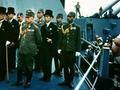 日本投降前夜:主战派密谋政变围困皇宫