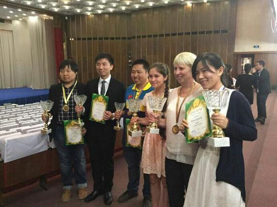 五子棋世锦赛中国棋手取得佳绩