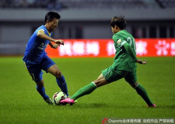 毅腾3-0击败新疆
