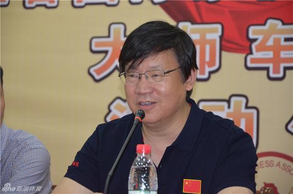 材料图:棋牌核心副主任叶江川