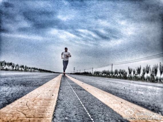 跑者6种境界你知道多少?新浪副总裁魏江雷倾情分享。